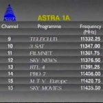 30 години немска телевизия в ASTRA 19,2 Е