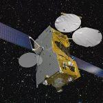 Спешна ситуация възникна на комуникационния спътник Express-AM6 на 53.0°E