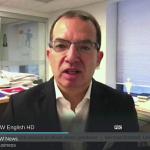 DW English HD от днес на 19.2E