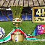 Финал на Coppa Italia изключително на Rai 4K